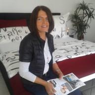 Sylvia Bollerhey freut sich auf Ihren Besuch